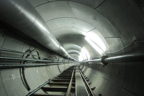 施設整備事業の内導水施設 国庫補助事業豊平川水道水源水質保全 導水路新設工事その2