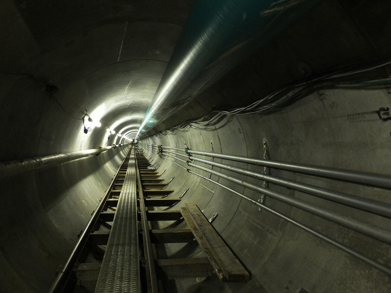勝島運河雨水貯留施設建設工事