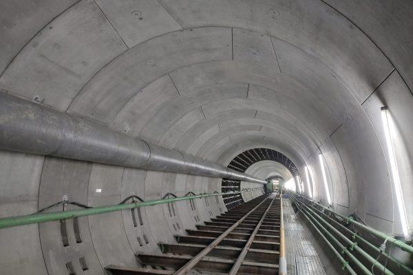 東川口雨水貯留管築造工事